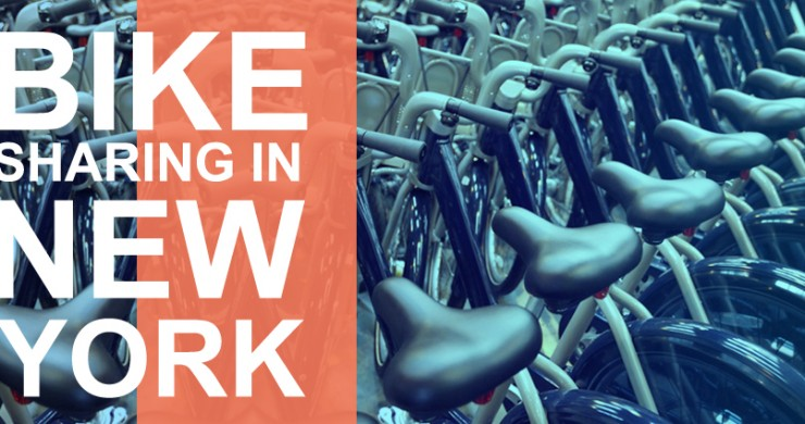 BIKE SHARE IS COMING TO NYC