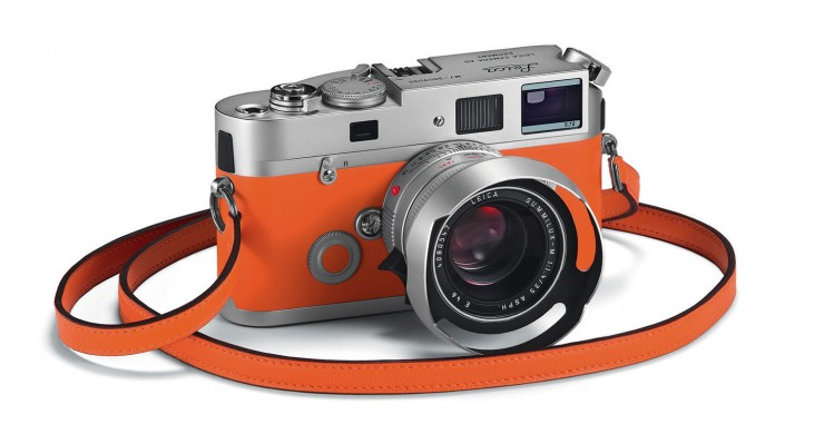 Hermes and Leica hand-in-hand