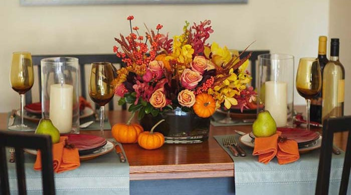 HOME DECOR: BEST DECORATION IDEAS FOR THANKSGIVING