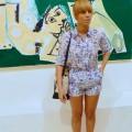 Beyoncé at Art Bassel