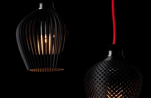 SAMUEL BERNIER LAMPSHADES