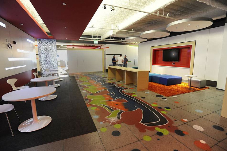 TOP OFFICE :QUICKEN LOAN'S OFFICES IN DOWNTOWN DETROIT TOP OFFICE :QUICKEN LOAN'S OFFICES IN DOWNTOWN DETROIT 41
