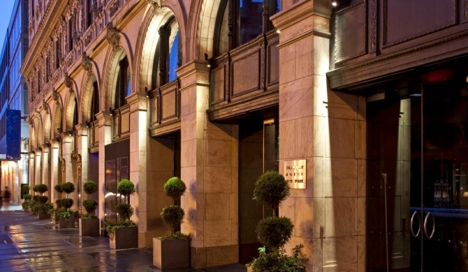 PARAMOUNT HOTEL: A DELIGHTFULL PROJECT