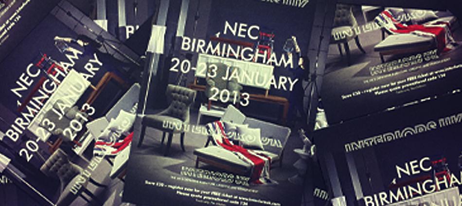 INTERIORS UK 2013 - BIRMINGHAM INTERIORS UK 2013 – BIRMINGHAM Slider UK