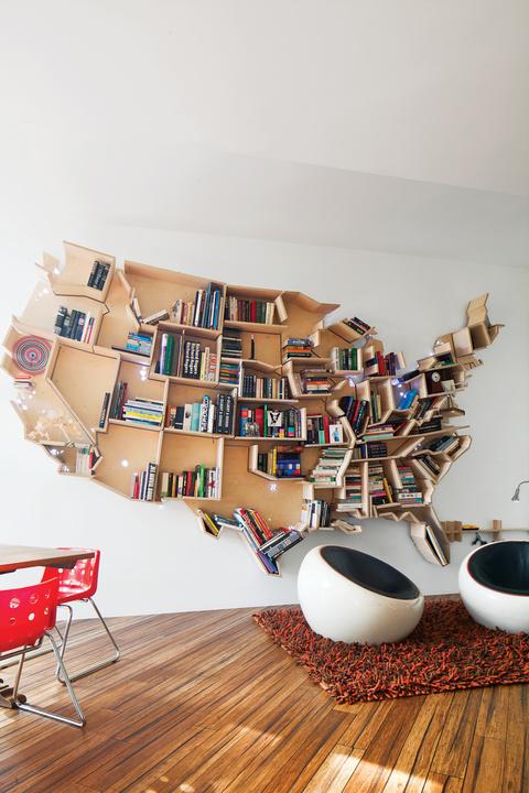 INTERIOR DESIGN INSPIRATIONS INTERIOR DESIGN INSPIRATIONS an american bookshelf in london1  Home an american bookshelf in london1