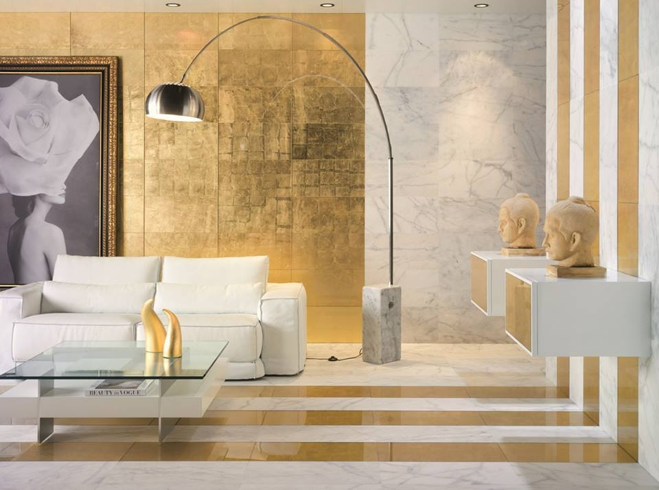 Gold Interior suggestions for home BEST INTERIOR's COLOR TRENDS FOR SUMMER: GOLD BEST INTERIOR's COLOR TRENDS FOR SUMMER: GOLD white and gold sunny interiors