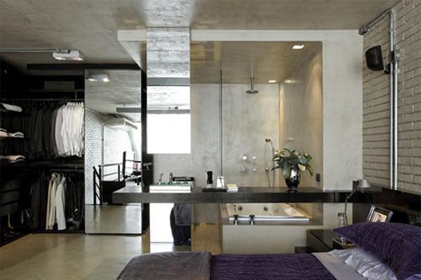 industrial style: inspirational bedrooms design INDUSTRIAL STYLE: INSPIRATIONAL BEDROOMS DESIGN INDUSTRIAL STYLE: INSPIRATIONAL BEDROOMS DESIGN 3