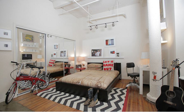 industrial style: inspirational bedrooms design INDUSTRIAL STYLE: INSPIRATIONAL BEDROOMS DESIGN INDUSTRIAL STYLE: INSPIRATIONAL BEDROOMS DESIGN 5