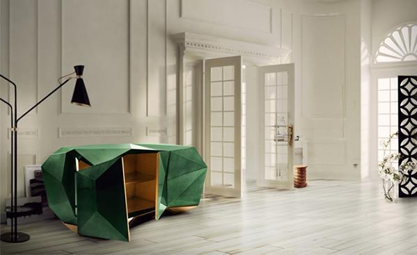 industrial style: inspirational bedrooms design INDUSTRIAL STYLE: INSPIRATIONAL BEDROOMS DESIGN INDUSTRIAL STYLE: INSPIRATIONAL BEDROOMS DESIGN emerald diamond boca do lobo
