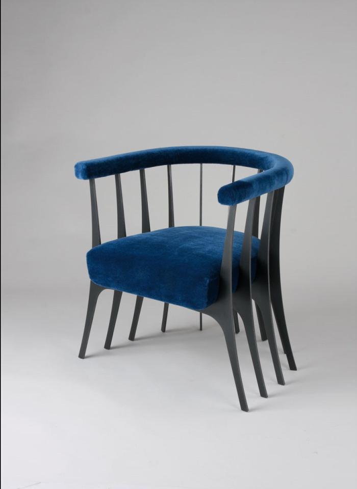 DENIOT Fauteuil ULYSSE trendy interior designers: jean louis deniot TRENDY INTERIOR DESIGNERS: JEAN LOUIS DENIOT 12 DENIOT Fauteuil ULYSSE IMG 3291 H DEF