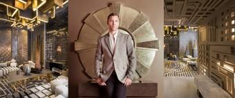 TRENDY INTERIOR DESIGNERS: JEAN LOUIS DENIOT