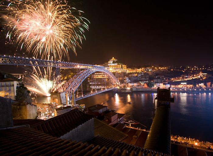 PortoPortugalfimdeano Travel destinations to spend New Year's Eve Travel destinations to spend New Year's Eve PortoPortugalfimdeano