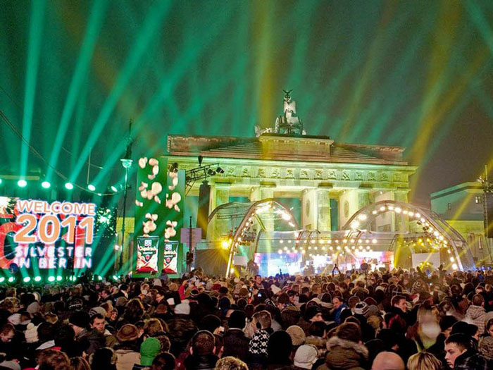 Silvester-in-the-City Travel destinations to spend New Year's Eve Travel destinations to spend New Year's Eve Silvester in the City