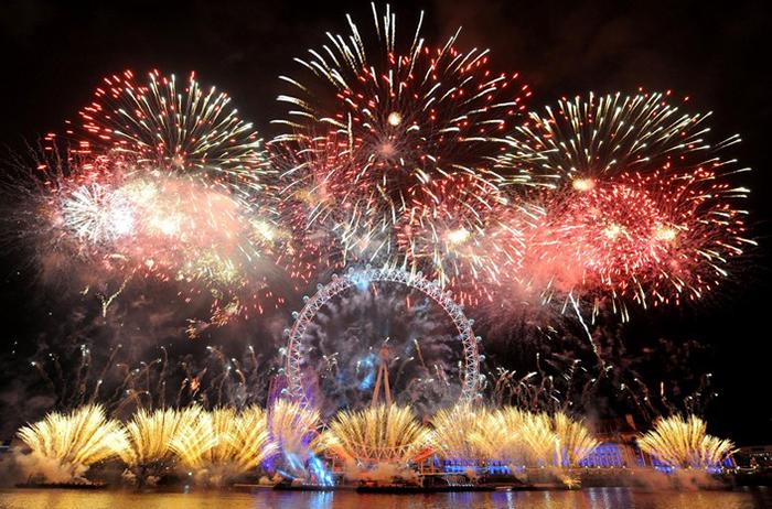 Britain New Year's Celebrations Travel destinations to spend New Year's Eve Travel destinations to spend New Year's Eve london1