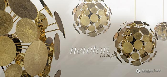 """ Newton Lamp by Boca do Lobo"" Covet Lounge – A new design project  Covet Lounge – A new design project  boca do lobo covet lounge maison et object"