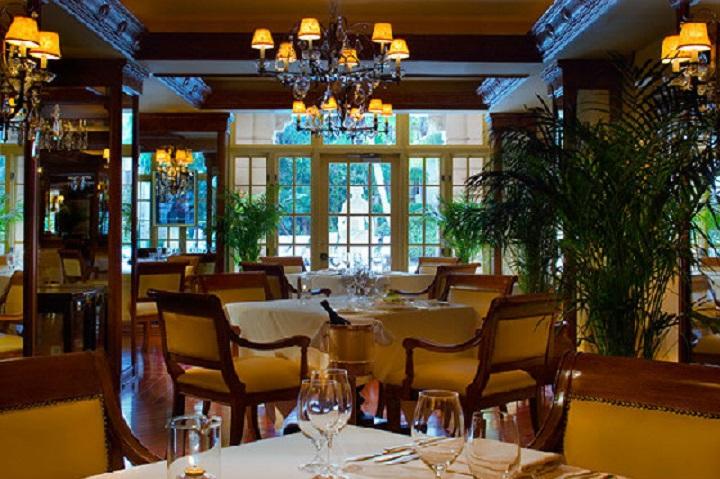 Palme d'Or interior Miami Top 10 Restaurants in Miami Top 10 Restaurants in Miami Palme dOr interior2
