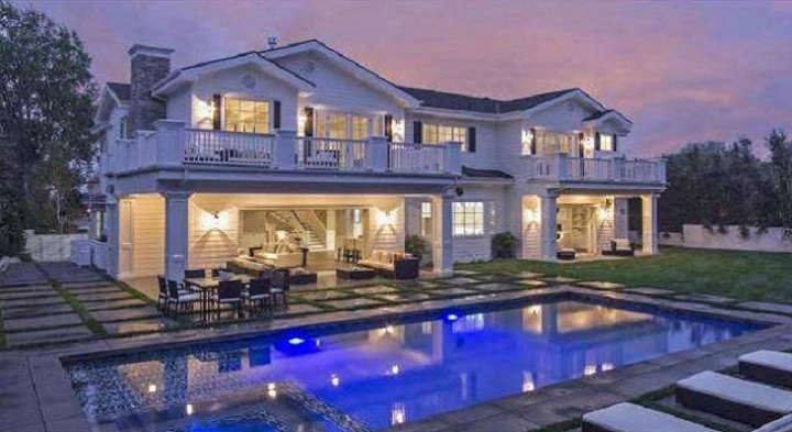 Blake Griffin's new luxury home in Pacific Palisades Blake Griffin's new luxury home in Pacific Palisades ng3198700  Home ng3198700