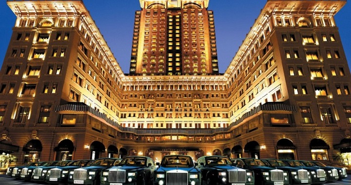 10 Most Expensive Hotel Renovations Ever