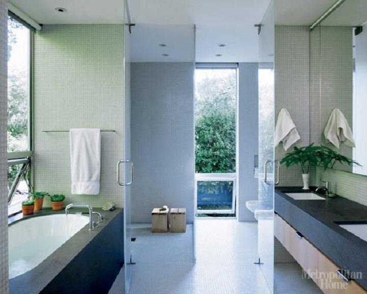12 amazing modern bathroom tips for Most modern bathrooms