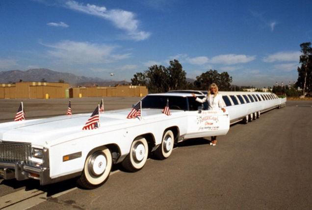Image Gallery Limousine Swimming Pool