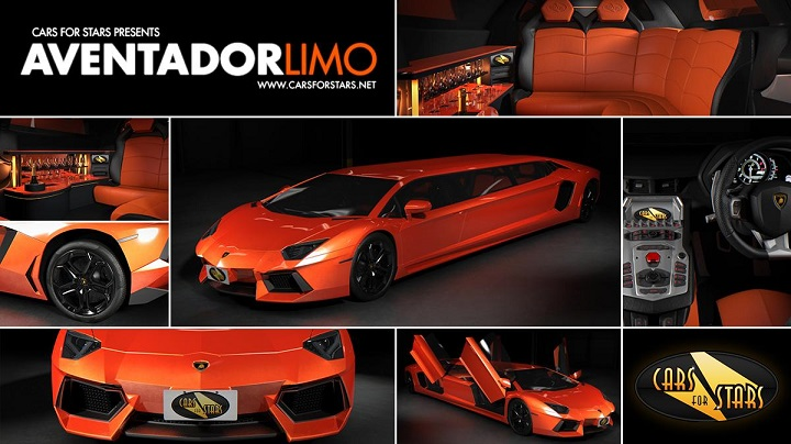 the most expensive limousines in the world The Most Expensive Limousines in the World 10 of the Most Expensive Limousines in the World lamborghini aventador stretch limo