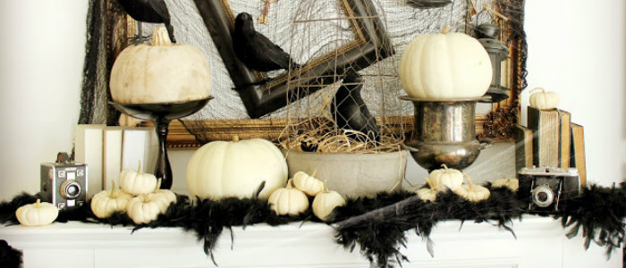 Elegant Halloween Decoration Ideas Elegant Halloween Decoration Ideas home and decoration elegant halloween decor