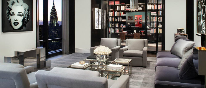 7 luxurious apartments in america