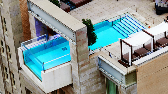 7 luxury and fascinating swimming pools - the dallas hotel pool 7 Luxury and Fascinating Swimming Pools  7 Luxury and Fascinating Swimming Pools  homeandecoration 7 luxury and fascinating swimming pools dallas hotel pool