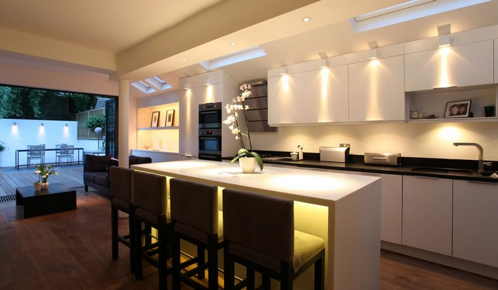 Alnocera Concretto Modern Kitchen Design