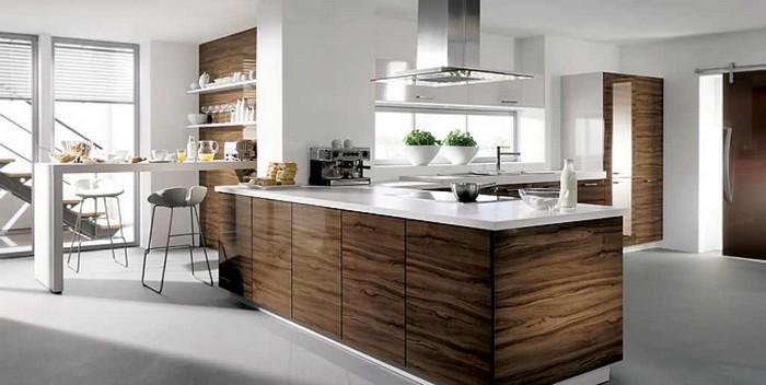 kitchen modern design ideas Best Modern Kitchen Design Ideas Best Modern Kitchen Design Ideas home and decoration best design ideas to a modern kitchen remove upper cabinetry