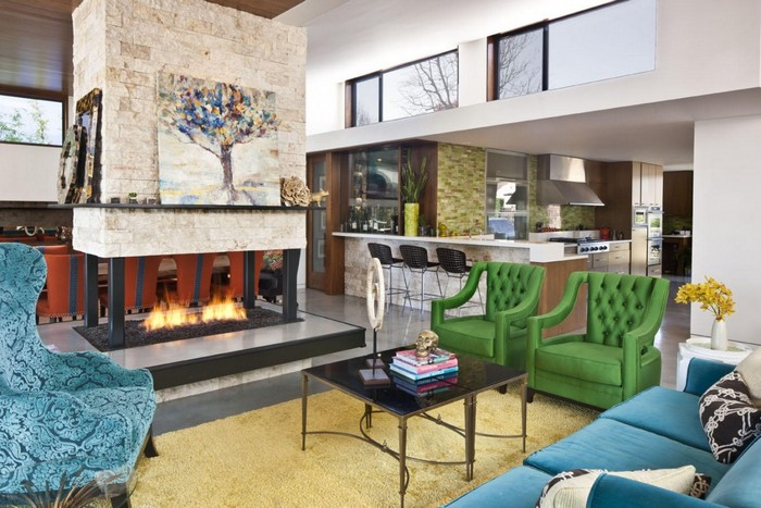 Eclectic Interior Design Style Ideas - Home And Decoration