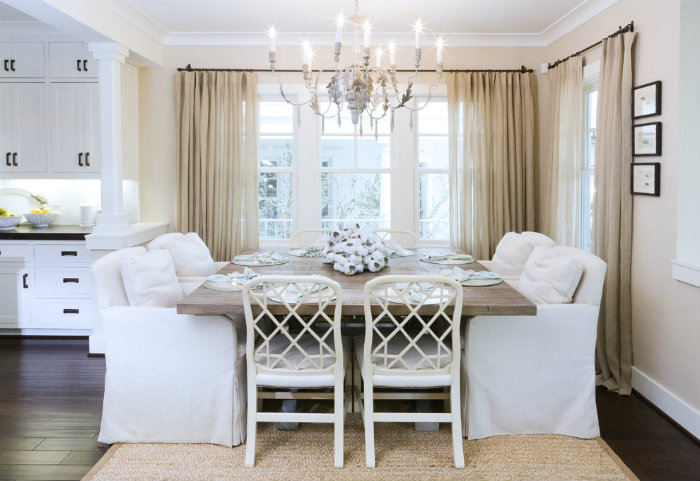 Shabby Chic Style Interior Decoration Ideas Home And
