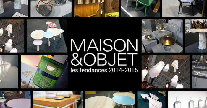 Welcome to Maison&Objet in Paris!