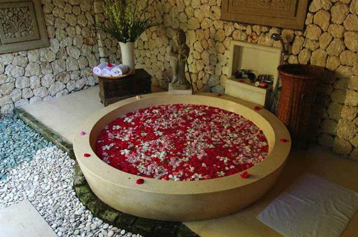 Enjoy your bathroom at Valentines Day!
