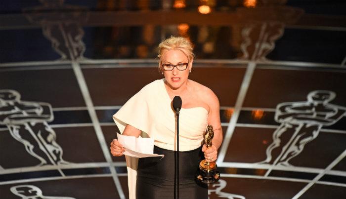 The winners of Oscar 2015