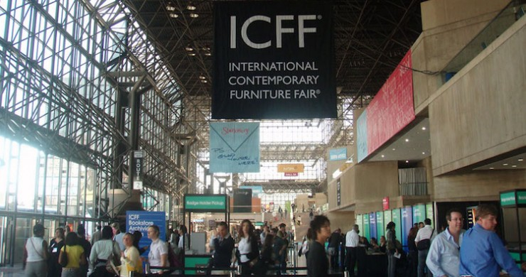 M&O Americas and ICFF: 2 Fairs, 2 essential stops!