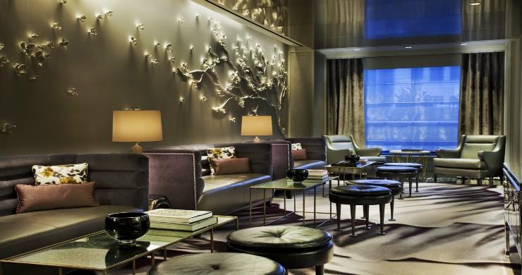 Loews Regency Hotel lobby in NYC