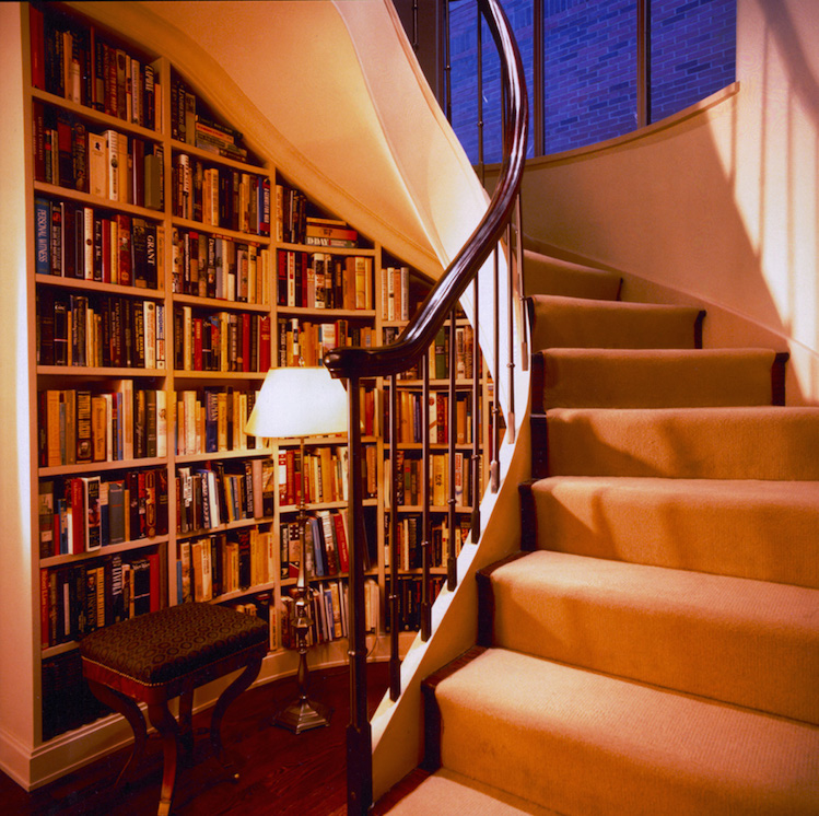 10 Steps to incorporate a Librar in your home