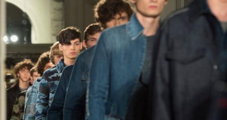Men's Fashion Week debuts in New York Men's Fashion Week debuts in New York 00