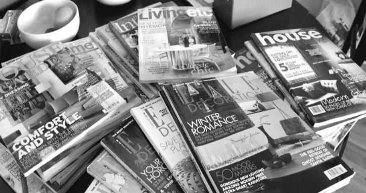 USA best design magazines
