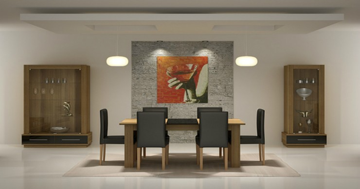 Know with Elle Décor the best ways to have a modern dining room