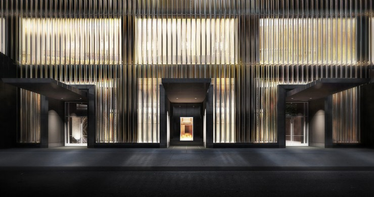 New Baccarat Hotel in NYC