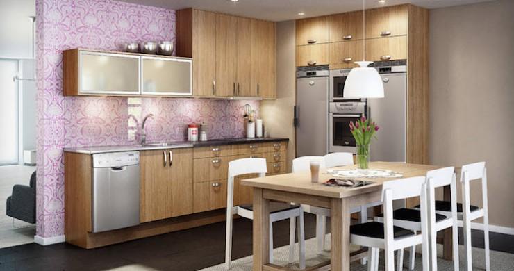 Kitchen Design Ideas – Wallpaper Inspirations