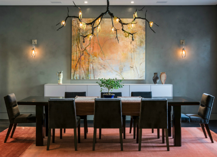 2 Know with Elle Décor the best ways to have a modern dining room Know with Elle Décor the best ways to have a modern dining room 24