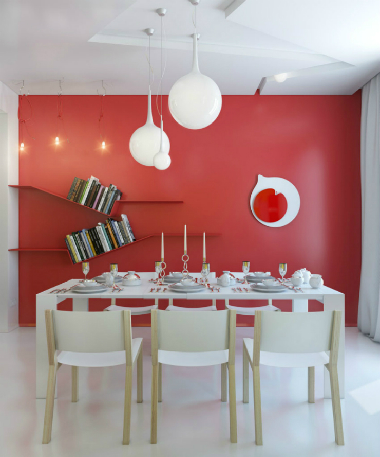 4 Know with Elle Décor the best ways to have a modern dining room Know with Elle Décor the best ways to have a modern dining room 44