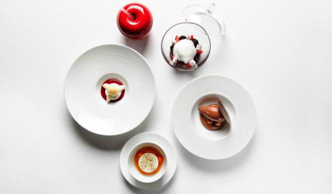 Haute cuisine in american soil Haute cuisine in american soil 81