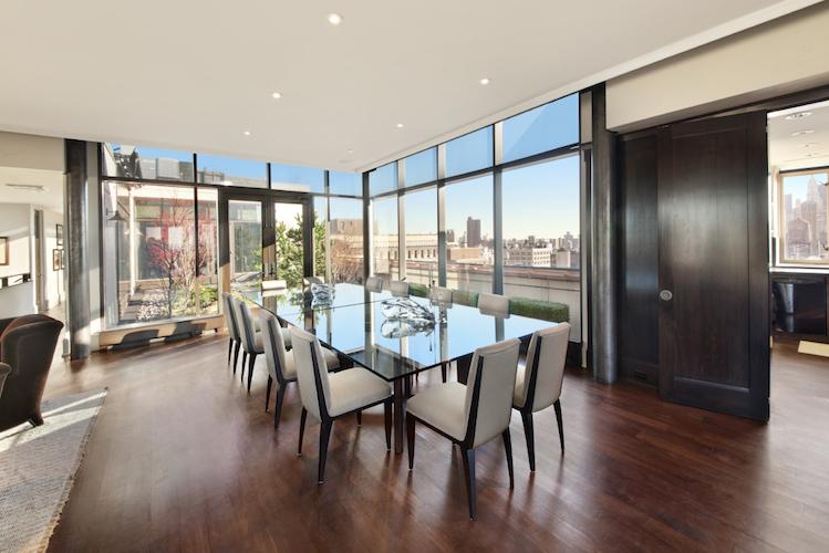 Bon-Jovis-SoHo-Duplex-6 Celebrity Apartments in NYC – Jon Bon Jovi Celebrity Apartments in NYC – Jon Bon Jovi Bon Jovis SoHo Duplex 6