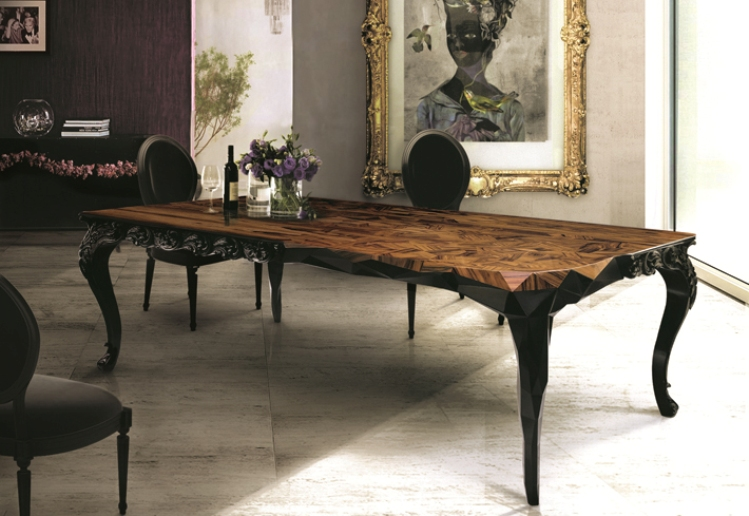 Decoration trends: The best tables for your Dining Room