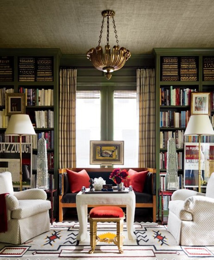 An ultra-refined makeover in a Houston home by J. Randall Powers An ultra-refined makeover in a Houston home by J. Randall Powers An ultra-refined makeover in a Houston home by J. Randall Powers library