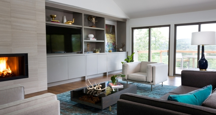 J. Fisher Interiors TOP projects